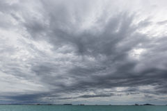 Weather Strom is Coming soon Royalty Free Stock Photos