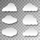 Weather Symbols. Royalty Free Stock Photo