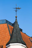 Weather vane Royalty Free Stock Image