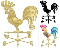 Weather Vane Royalty Free Stock Photography