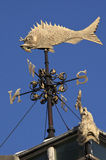 Weather Vane - Billingsgate Fish Market - London Stock Photography