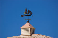 Weather Vane horizontal Royalty Free Stock Image