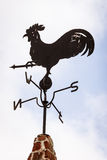 Weather vane Stock Photos