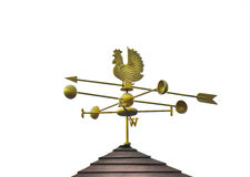 Weather vanes Stock Photography