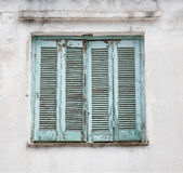 Weather Worn Shutters Royalty Free Stock Image