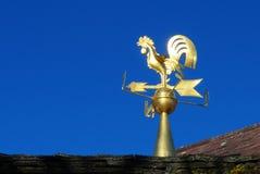 weathercock Arkivfoto