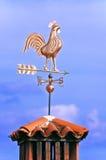 Weathercock Fotografia de Stock