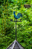 weathercock on the roof Royalty Free Stock Image