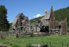 Weathered Barn Royalty Free Stock Photo