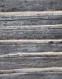 Weathered barn board background Stock Images