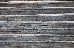 Weathered barn board background Stock Photo