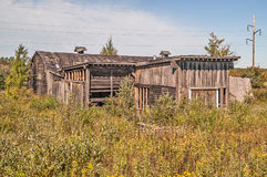 Weathered Barn and More Stock Images