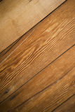 Weathered Barn Wall Wood Grain Plank Hardwood Deck Royalty Free Stock Image