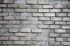 Weathered brick texture Royalty Free Stock Images