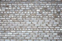 Weathered brick wall, absyarct background Royalty Free Stock Photos