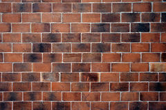 Weathered brick wall texture background Stock Photography