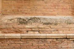 Weathered bricks Stock Photo