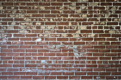 Weathered brickwall background vignette Royalty Free Stock Photography