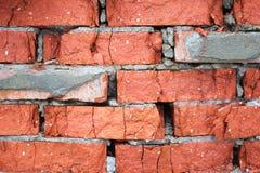 Weathered brickwork Stock Photos