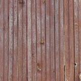 Weathered Brown Old Wood Plank Panel Texture Stock Photo