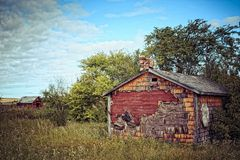Weathered Building Stock Photography