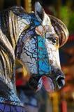 Weathered Carousel Royalty Free Stock Photo