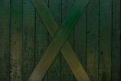 Weathered cedar background panel. Stock Photos