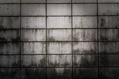 Weathered cement wall Stock Image