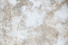 Weathered concrete wall royalty free stock photography