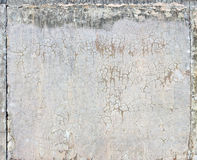 Weathered concrete wall texture Stock Photos