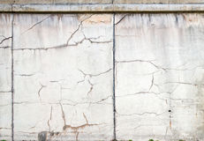 Weathered concrete wall texture Stock Images
