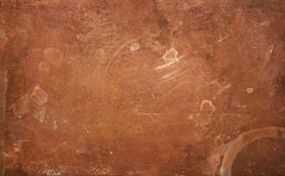 Weathered copper background Royalty Free Stock Image