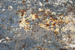 Weathered cracked plaster - grunge texture Stock Photo