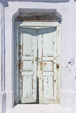 Weathered Door Stock Image