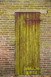 Weathered door Royalty Free Stock Photography