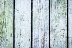 Weathered fence Stock Images