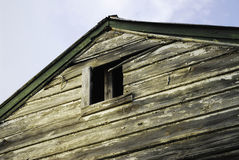 Weathered Gable Stock Images