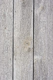 Weathered Gray Boards. Closeup of weathered gray boards. Vertical shot Stock Photography