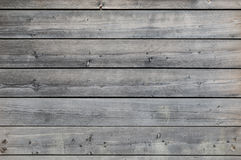 Weathered gray wooden background. Weathered grey rustic wooden background Royalty Free Stock Image