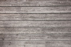 Weathered grey boards of fencing Royalty Free Stock Photos