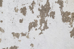 Weathered grey concrete wall Stock Photo
