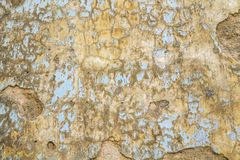 Weathered house wall background Stock Photos