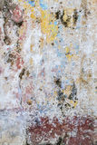 Weathered house wall background Royalty Free Stock Image