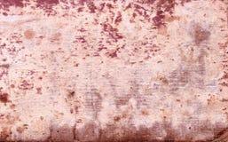 Weathered a modifié la tonalité la couverture de livre de papier Images stock