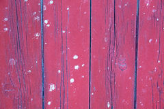 Weathered natural dark pink wood pattern Stock Images