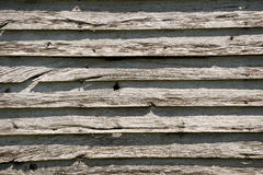 Weathered Old Barn Wood Royalty Free Stock Photography