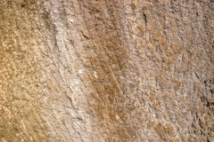 Weathered old rock surface texture background Stock Image