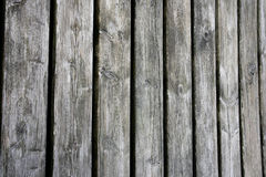 Weathered old wooden boards background. Stock Photography
