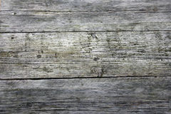 Weathered old wooden boards background. Stock Images
