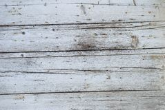 Weathered old wooden wall texture Stock Images